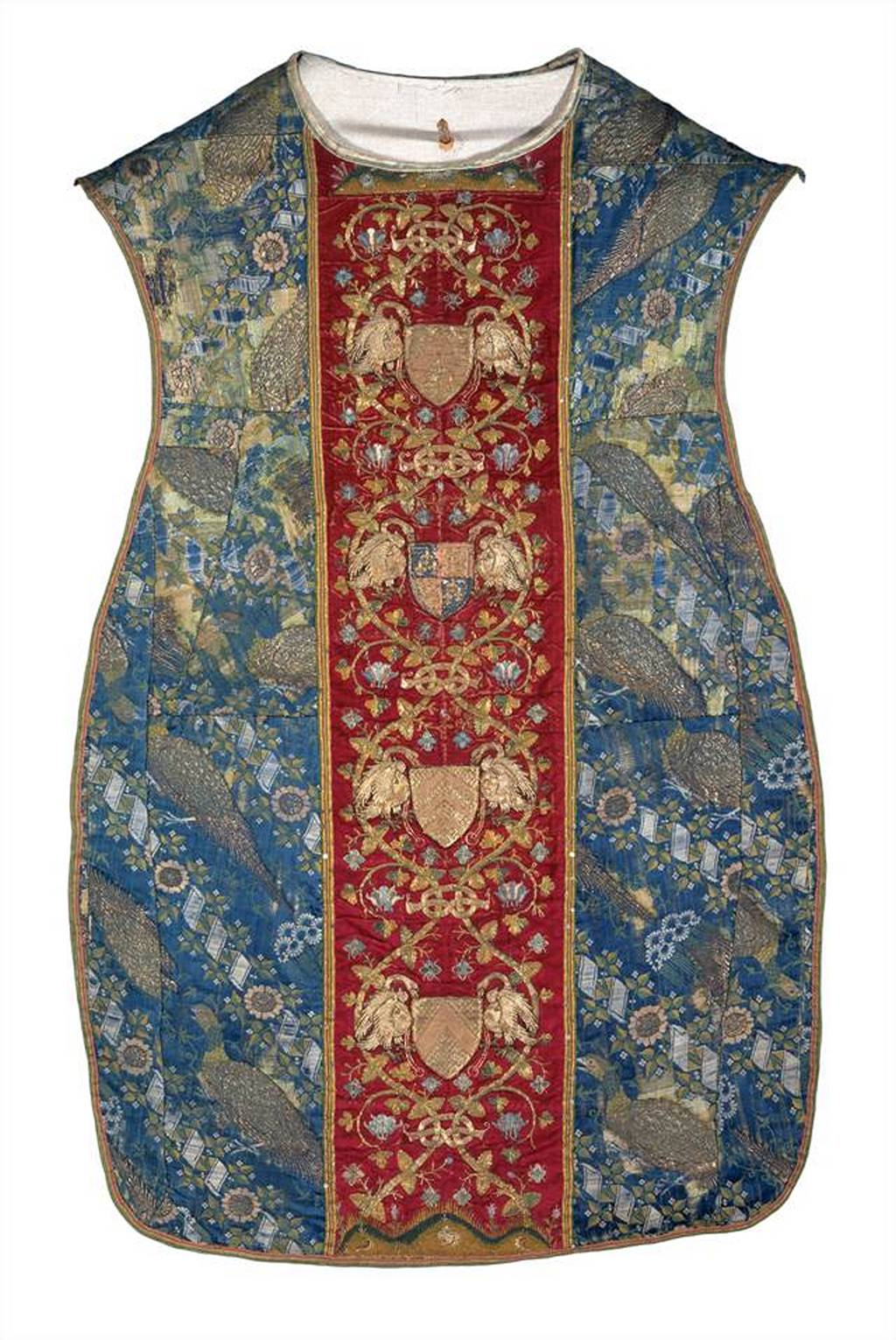 Риза Торнтона (The Thornton Chasuble), 1510-1533 / © Victoria and Albert Museum, London